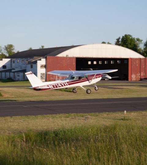 30-Minute Flight Lesson In A 2-seat Cessna 152