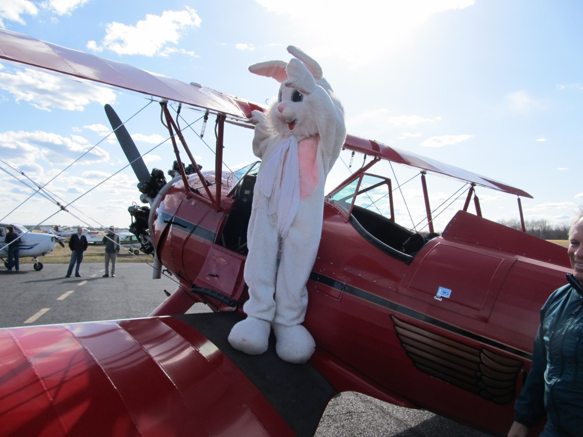 Easter Bunny Fly-In 2016!