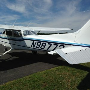1-Hour Introductory Flight Lesson In A 4-seat Cessna 172