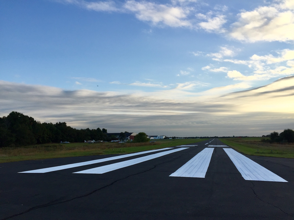 Runway Improvements